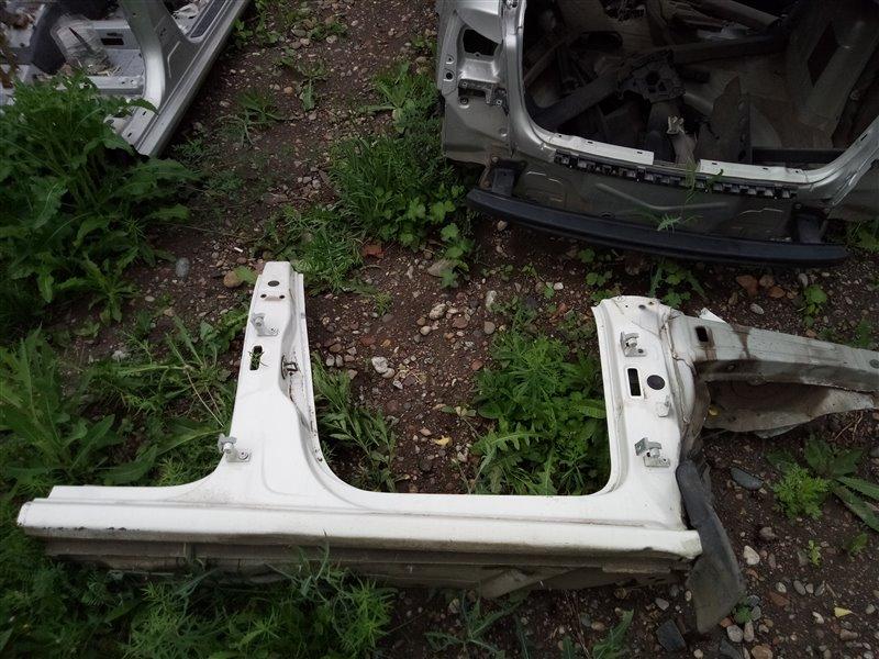 Порог Volkswagen Polo 612 CLSA 2011 правый (б/у)