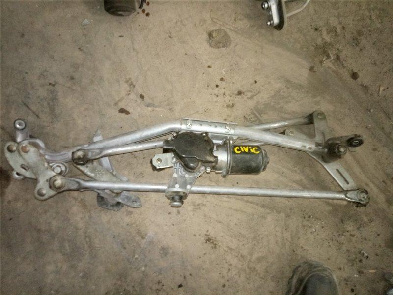 Мотор дворников Honda Civic FD1 R18A1 2006 (б/у)