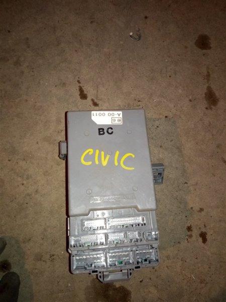Блок предохранителей Honda Civic FD1 R18A1 2006 (б/у)