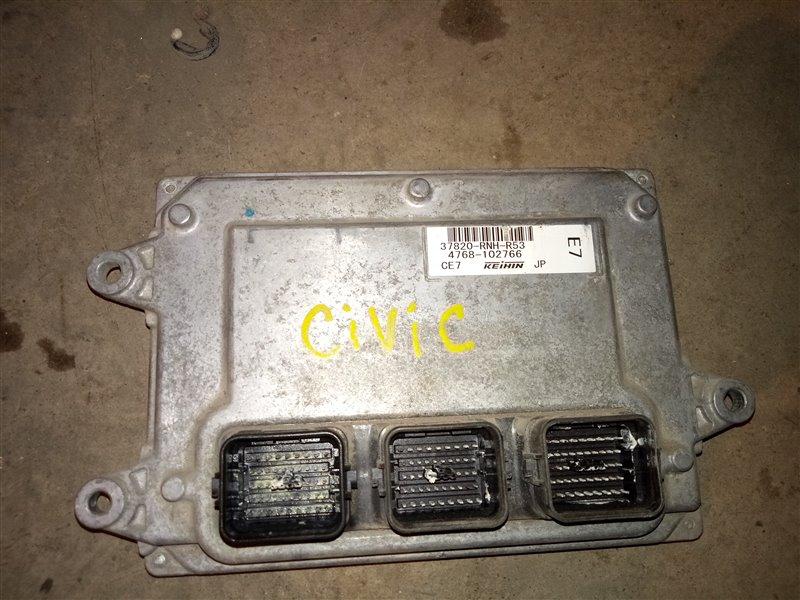 Блок управления двигателя Honda Civic FD1 R18A1 2006 (б/у)