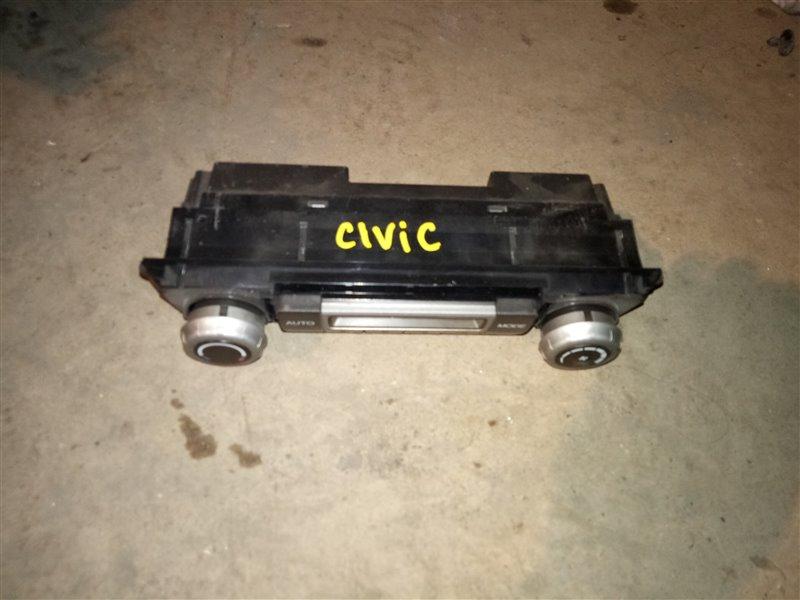 Блок управления климат-контролем Honda Civic FD1 R18A1 2006 (б/у)