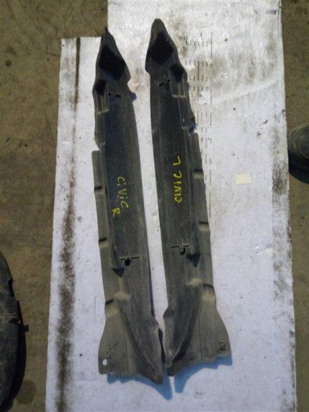 Пыльник крыла Honda Civic FD1 R18A1 2006 (б/у)