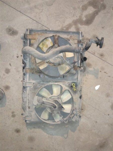 Диффузор Honda Civic FD1 R18A1 2006 (б/у)