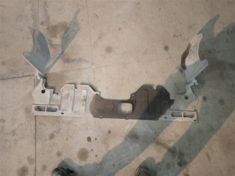 Защита переднего бампера Honda Civic FD1 R18A1 2006 (б/у)
