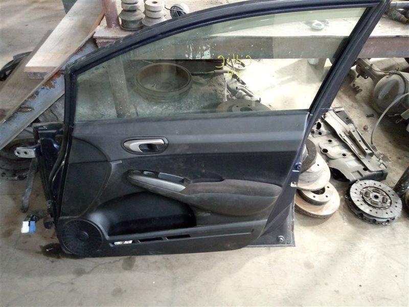 Дверь Honda Civic FD1 R18A1 2006 передняя правая (б/у)