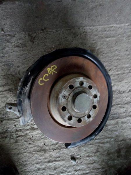 Ступица Volkswagen Passat Cc B6 CDAB 2010 задняя правая (б/у)