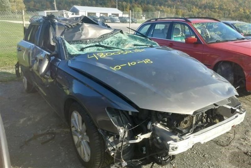 Авто на разбор Audi A6 4G2 CDNB 2013 (б/у)