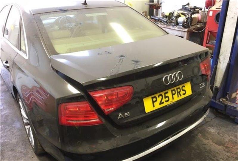 Авто на разбор Audi A8 4HC CMHA 2013 (б/у)