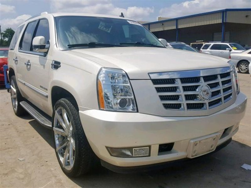 Авто на разбор Cadillac Escalade GMT900 2010 (б/у)