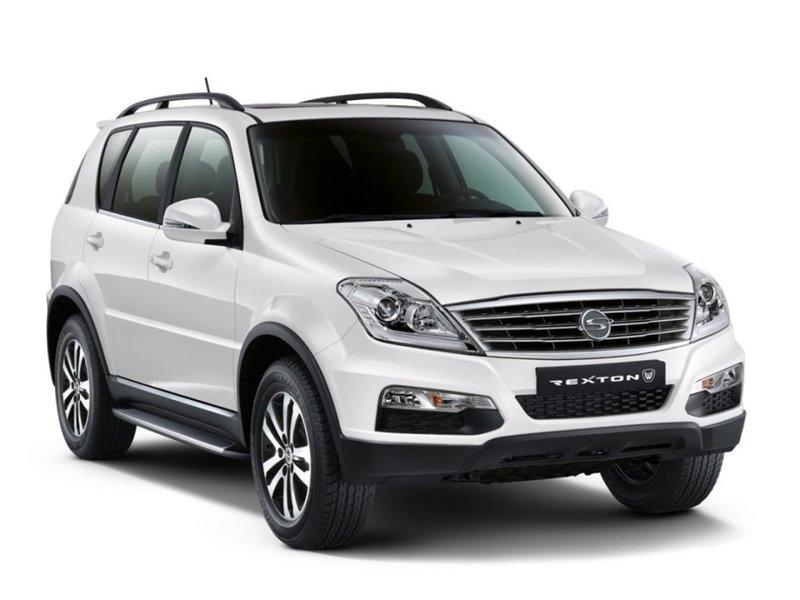Авто на разбор Ssangyong Rexton Y290 2015 (б/у)