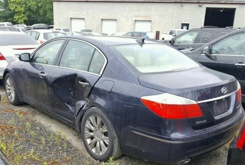 Авто на разбор Hyundai Genesis BH 2008 (б/у)