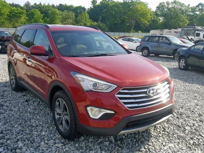 Авто на разбор Hyundai Santa Fe DM 2016 (б/у)