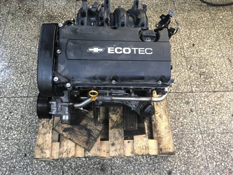 Двигатель Chevrolet Aveo T300 (б/у)