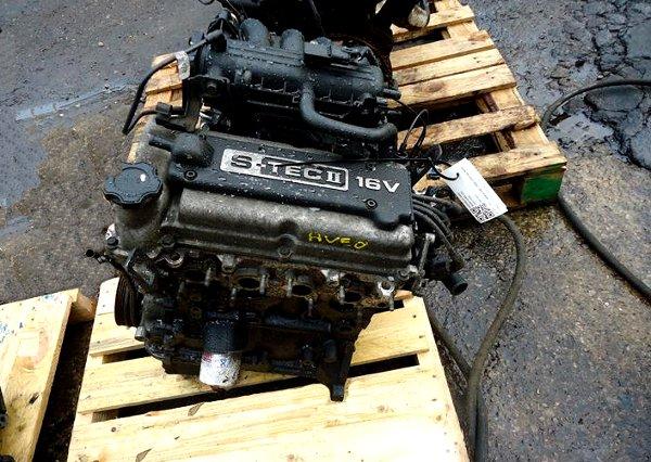 Двигатель Chevrolet Aveo T250 F12S3 2010 (б/у)