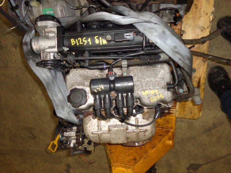 Двигатель Chevrolet Aveo T250 B12S1 2010 (б/у)
