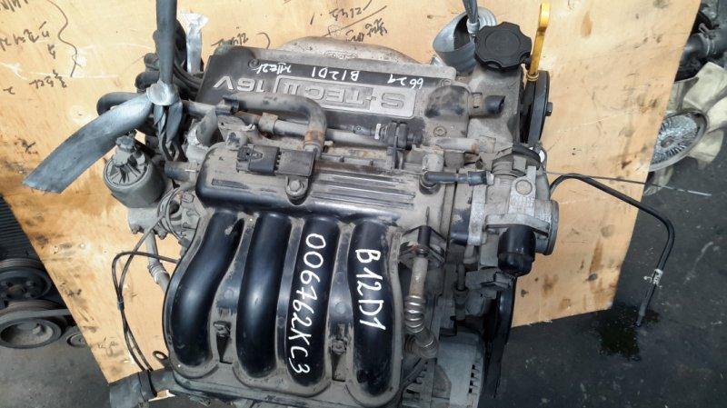 Двигатель Chevrolet Aveo T250 B12D1 2011 (б/у)