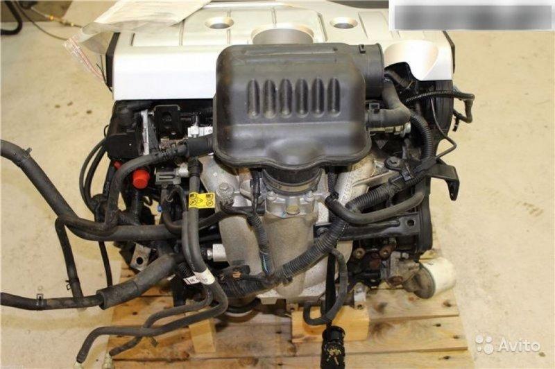 Двигатель Chevrolet Captiva C100 Z24SED 2011 (б/у)