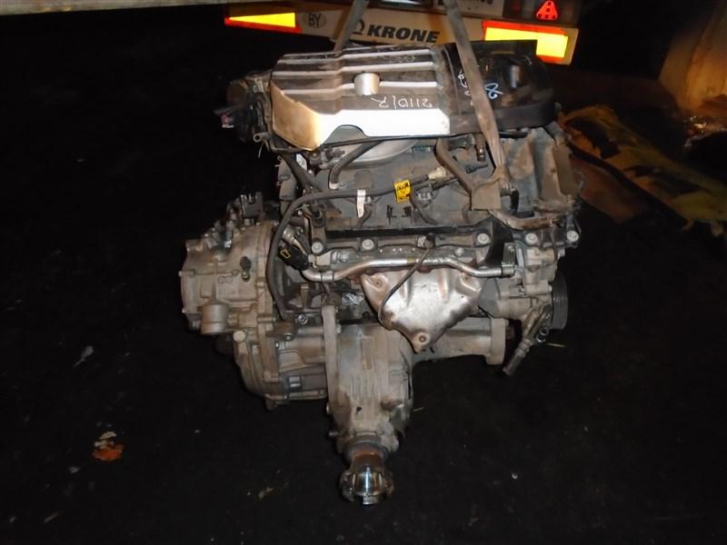 Двигатель Chevrolet Captiva C100 10HM 2011 (б/у)
