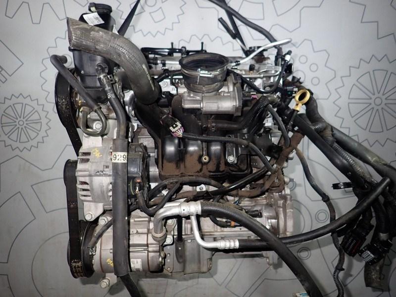 Двигатель Chevrolet Captiva C140 A24XE 2015 (б/у)