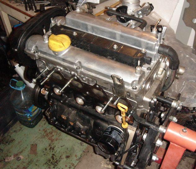 Двигатель Chevrolet Lacetti J200 F18D3 2011 (б/у)