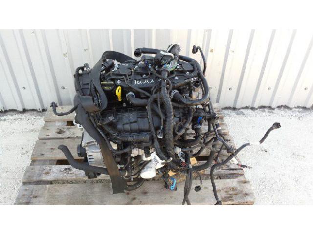 Двигатель Ford Kuga CBS JQMA 2017 (б/у)