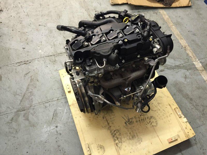 Двигатель Ford Kuga CBS JTMA 2017 (б/у)