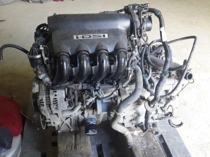 Двигатель Honda Airwave DBA-GJ1 L15A 2008 (б/у)