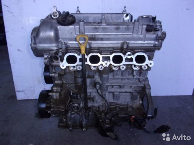 Двигатель Hyundai Avante MD G4FD 2013 (б/у)