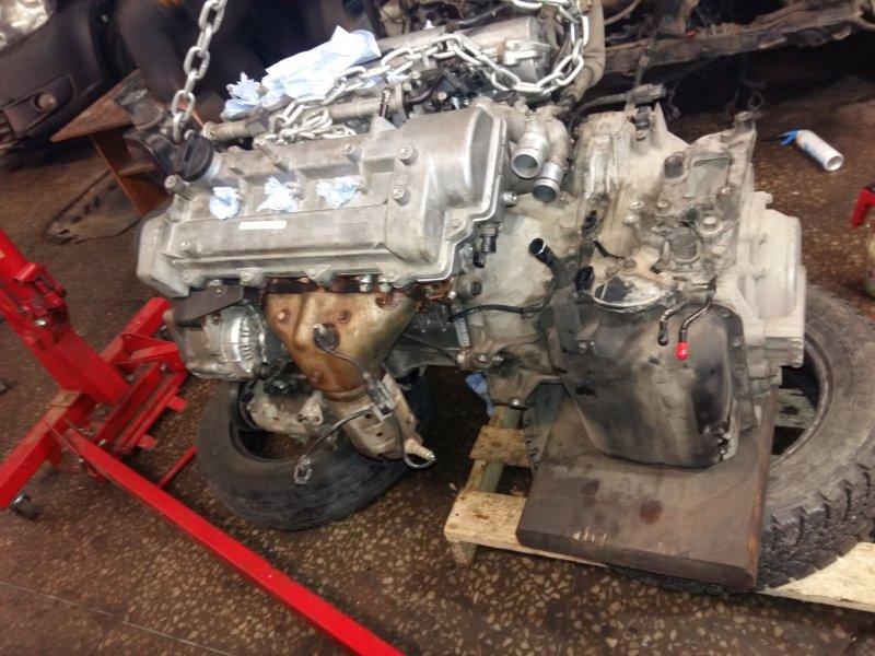 Двигатель Hyundai Santa Fe CM G6EA 2009 (б/у)