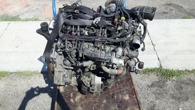 Двигатель Hyundai Santa Fe DM D4HB 2013 (б/у)