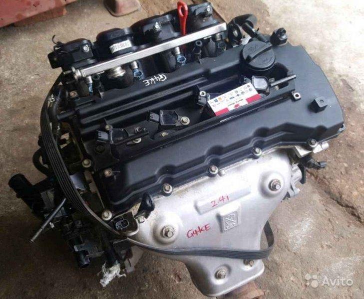 Двигатель Hyundai Santa Fe DM G4KE 2013 (б/у)
