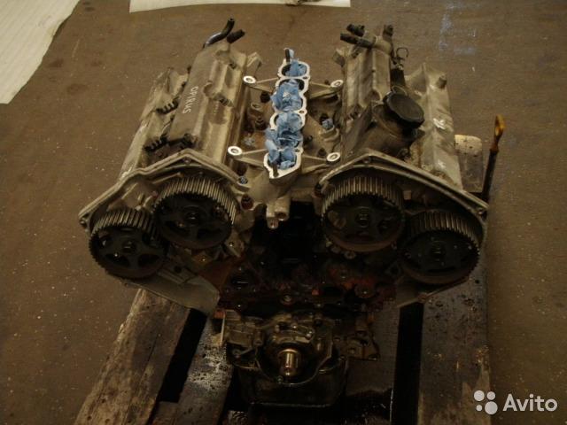 Двигатель Hyundai Terracan HP G4CU 2007 (б/у)