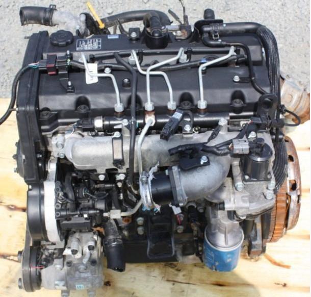 Двигатель Hyundai Terracan HP J3 2007 (б/у)