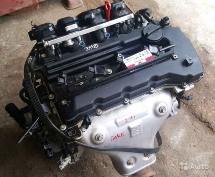 Двигатель Kia Sorento UM G4KE 2018 (б/у)