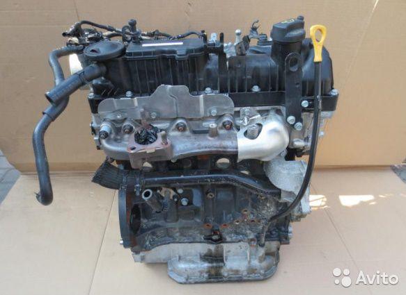 Двигатель Kia Sportage SL G4NU 2015 (б/у)