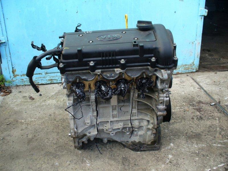 Двигатель Kia Rio QB G4FC 2015 (б/у)