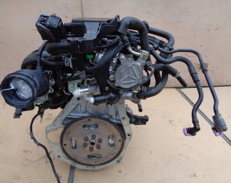Двигатель Mazda Cx-5 KE PY-VPS 2015 (б/у)