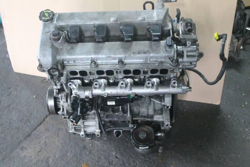 Двигатель Mazda Cx-7 ER L3-VDT 2010 (б/у)