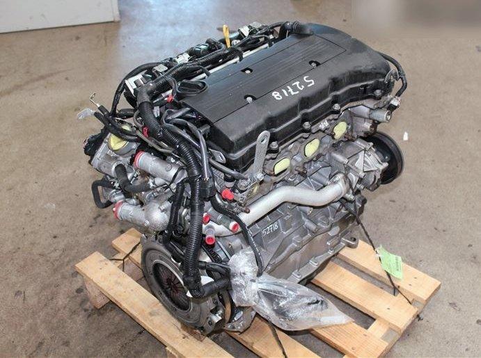 Двигатель Mitsubishi Asx CY3A 4B10 2011 (б/у)