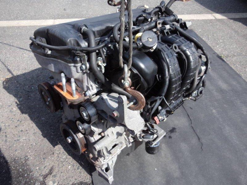 Двигатель Mitsubishi Outlander GF3W 4B12 2013 (б/у)