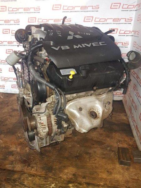 Двигатель Mitsubishi Outlander GF4W 6B31 2013 (б/у)