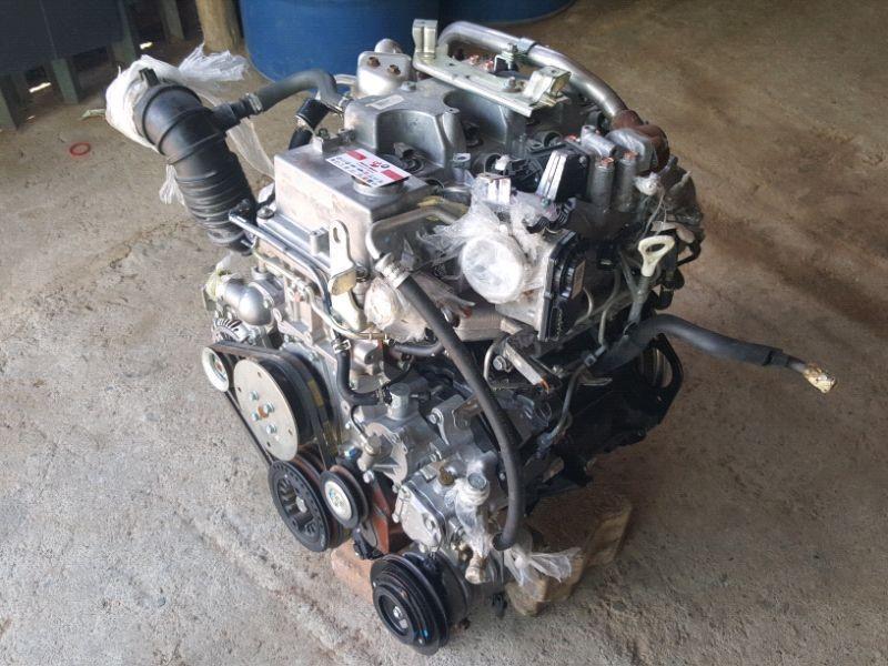Двигатель Mitsubishi Pajero V98W 4M41 2011 (б/у)