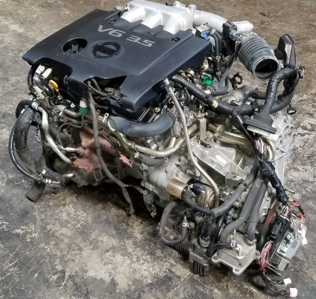 Двигатель Nissan Murano Z51 VQ35DE 2010 (б/у)
