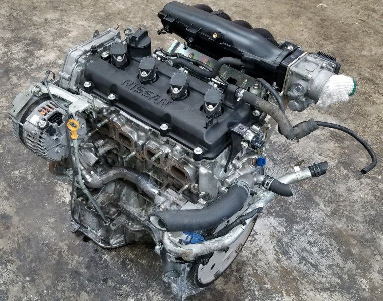 Двигатель Nissan Murano Z52 QR25DE 2017 (б/у)