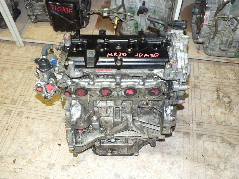 Двигатель Nissan Qashqai J10 MR20DE 2013 (б/у)
