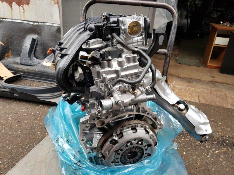 Двигатель Nissan Terrano D10 H4M 2015 (б/у)