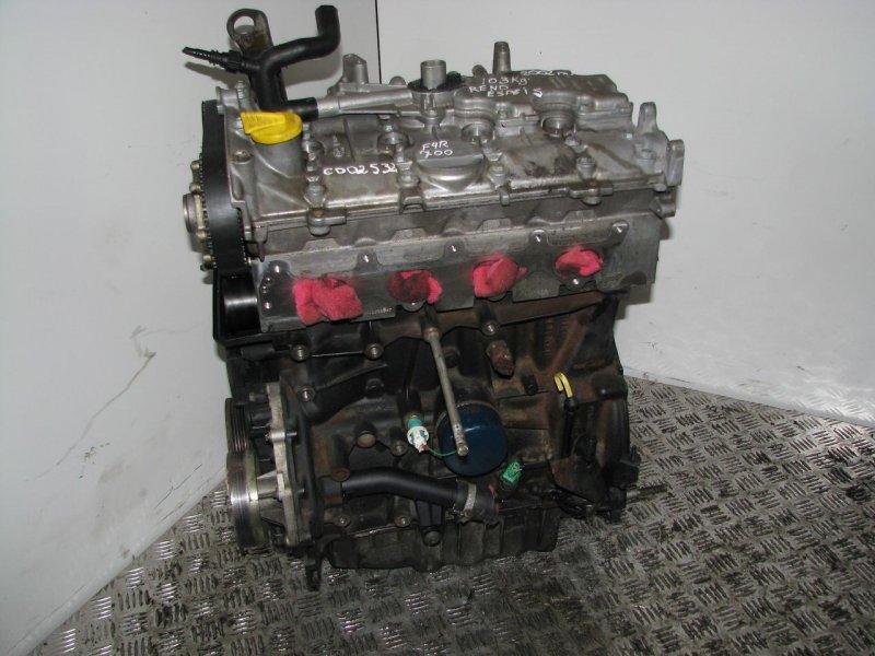 Двигатель Nissan Terrano D10 F4R 2015 (б/у)