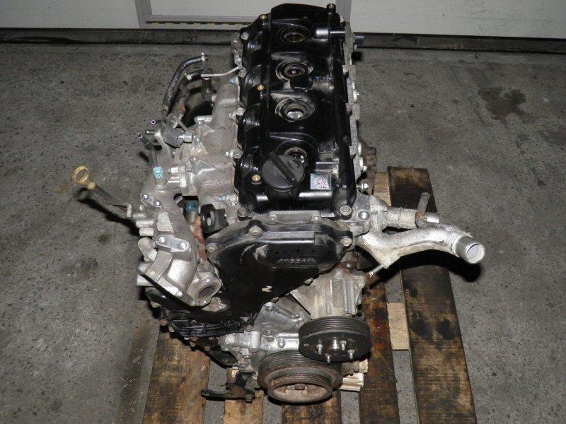 Двигатель Nissan Navara D40 YD25DDTI 2015 (б/у)