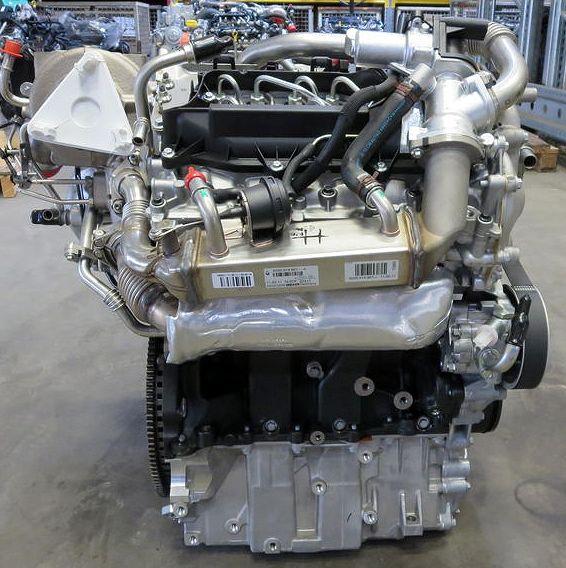 Двигатель Nissan Navara D40 V9X 2010 (б/у)
