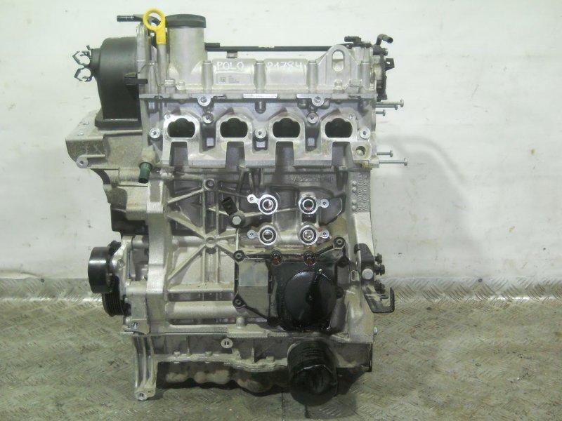 Двигатель Skoda Octavia A7 5E CWVA 2016 (б/у)